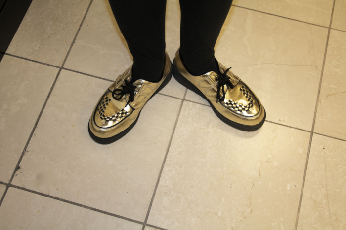 Gold-creepers