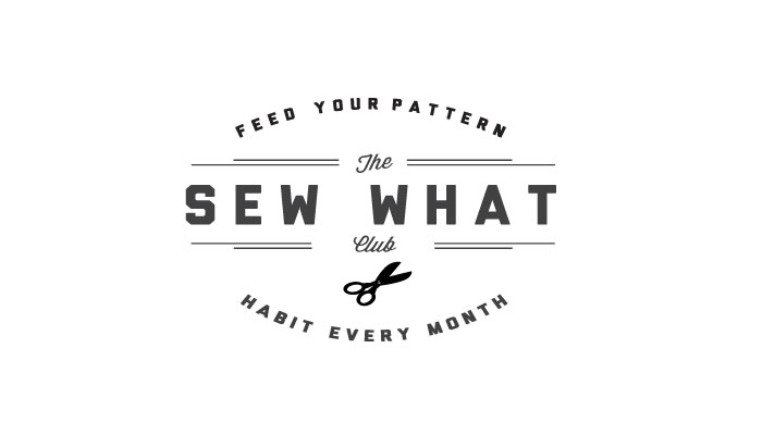 Sew What Club logo