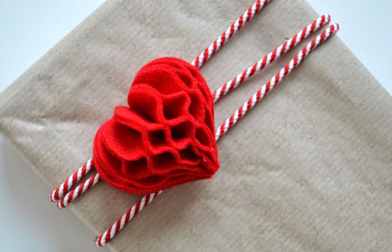 Heart Honeycomb