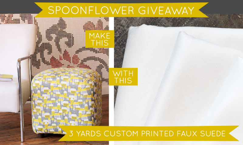 Win three yards of Faux Suede