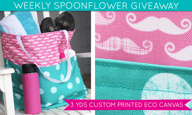 Win Three Yards of Eco Canvas!
