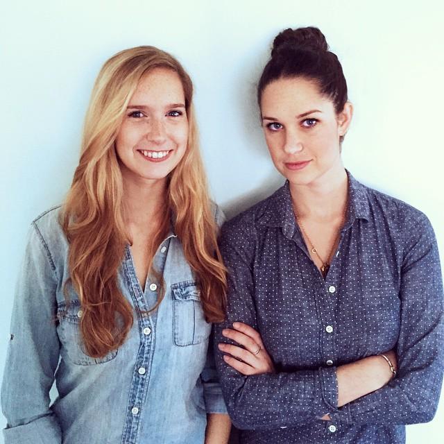 Sarah and Rachel Cannon