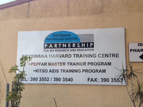 Botswana Havard HIV Institute