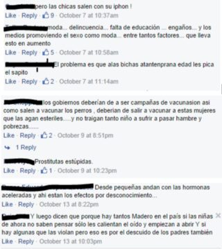 Tomado de cuenta de Facebook de El Faro