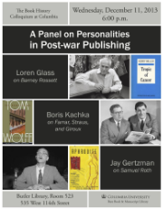 Personalities in Publishing revised