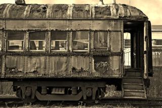 Old-train-car-garry-gay