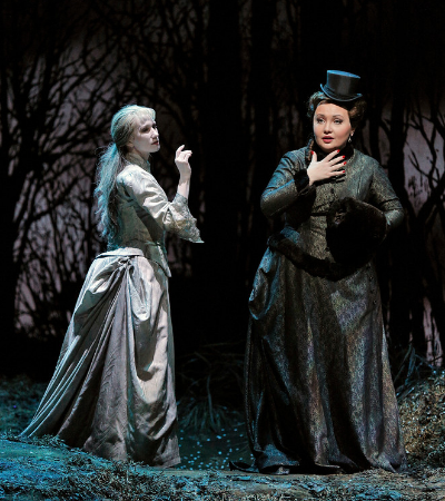 Lucia di Lammermoor Metropolitan Opera