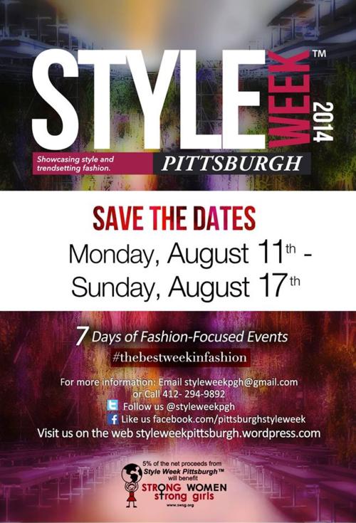 Style Week Pittsburgh