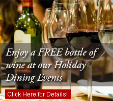 Free Bottle of Wine at Hilton Daytona Beach
