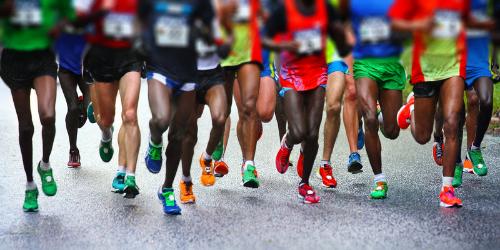 The Chicagoland Spring Marathon & Half Marathon in Schaumburg