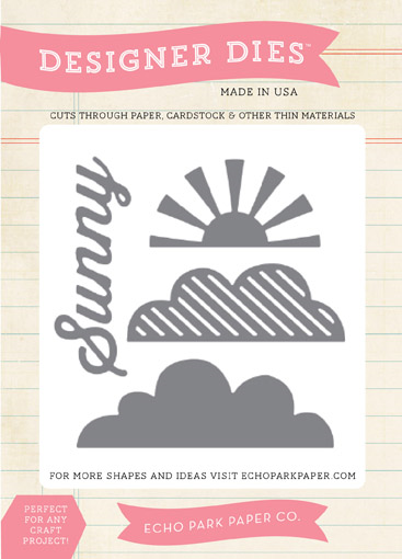 EPMDie5_Sun & Clouds Die