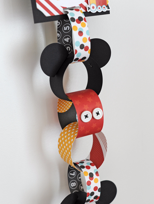 "A Magical Disney Vacation Countdown Project by Jana Eubank for #EchoParkPaper with the ""Magic and Wonder"" collection!"