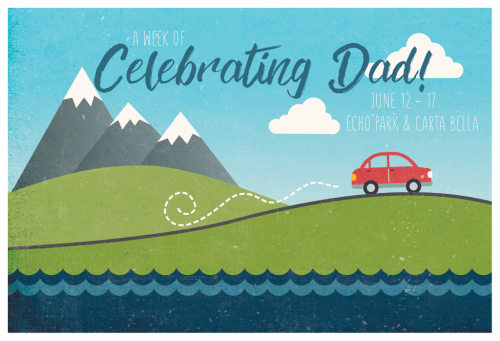 Celebrate Dad all week long with the #EchoParkPaper and #CartaBellaPaper Design Team.  Watch for cards, scrapbook layouts, and gift wrap ideas!