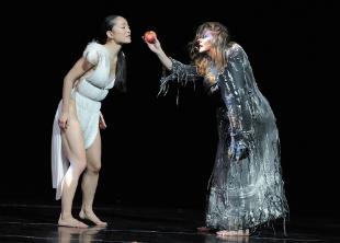 """photo © Jean-Claude Corbonne Ballet Preljocaj in """"Snow White"""""""