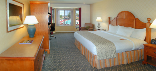 Hilton Sonoma Deluxe Guest Accommodations