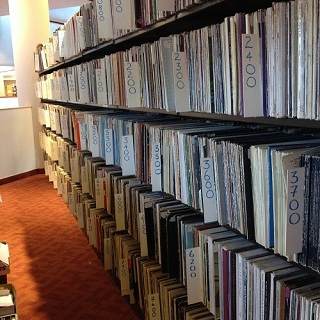 Records at Toronto Reference Library