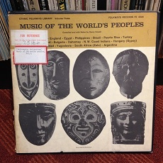 Music Of The World's Peoples