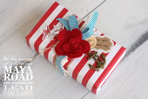 Leah farquharson maya road anchor gift wrap 2