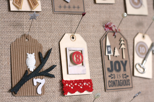 Leah farquharson maya road advent calendar detail 3