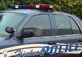 Cop sleep close