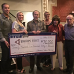 Smail Auto Group Donates More Than $70k to Feherty's Troops First Foundation