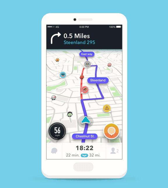 Waze speed limit alert coming soon