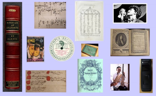 Music collections image