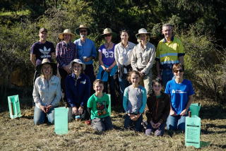20180709_Greening Australia_Alcoa_Harvey River planting day_19