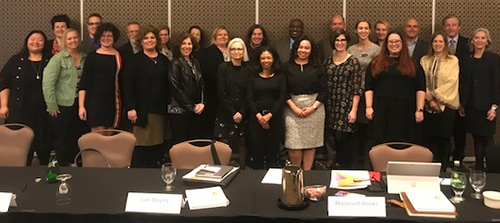 Urban Libraries Council gathering in Kansas City