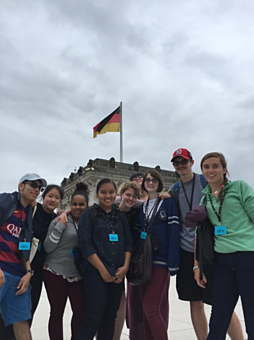 Group Reichstag