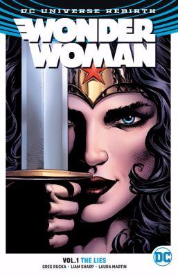 Wonder woman volume 1 the lies