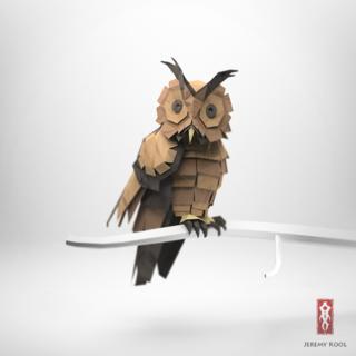 Jeremy Kool_Origami 3D_5