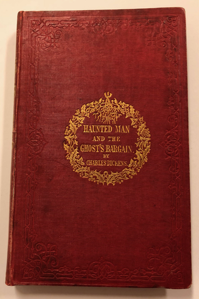 The Haunted Man and the Ghost's Bargain (1848)