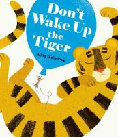 Book Cover: Don't Wake the Tiger