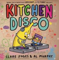 Book Cover: Kitchen Disco