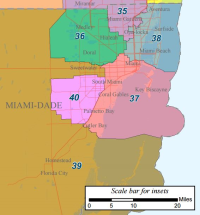 Miami dade districts