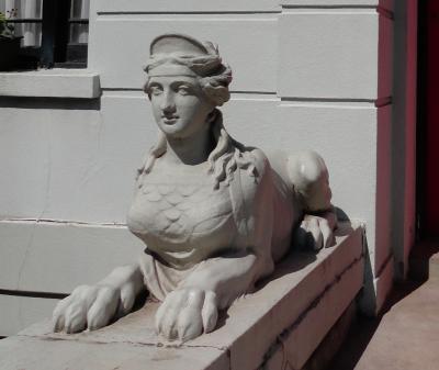 Greek Sphinx
