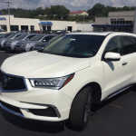 10 Cool Interior Features of the 2017 Acura MDX