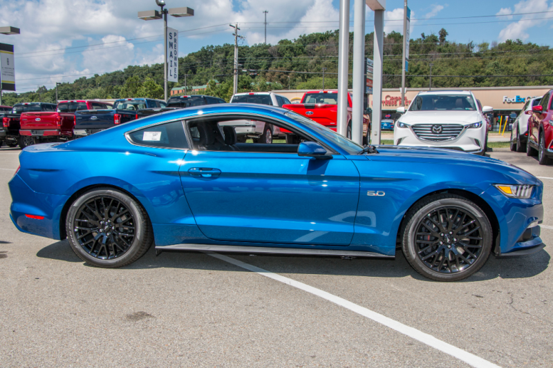 Take Your Best Shot Hole In One Wins 2017 Ford Mustang At