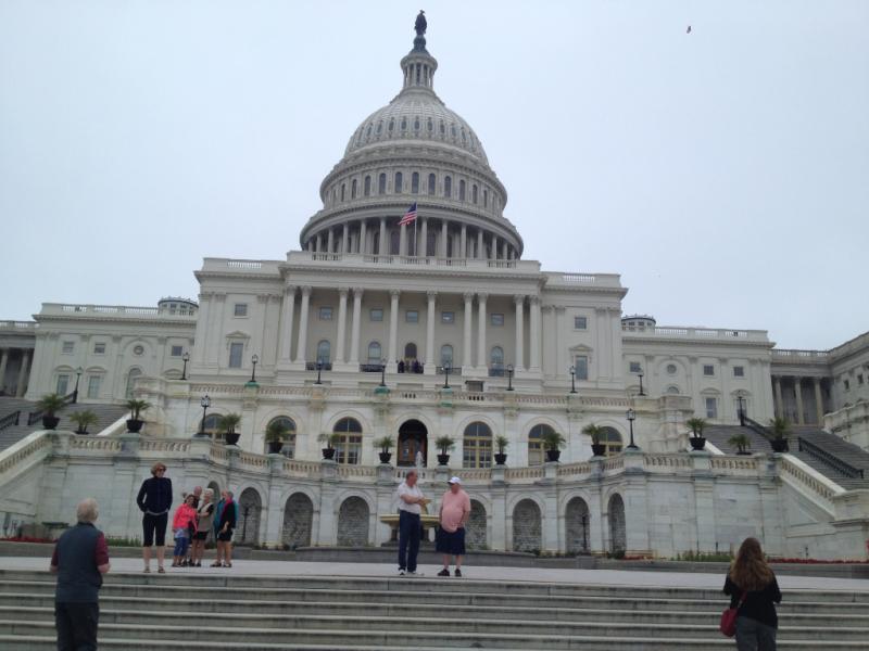U.S. Capitol  May 2017