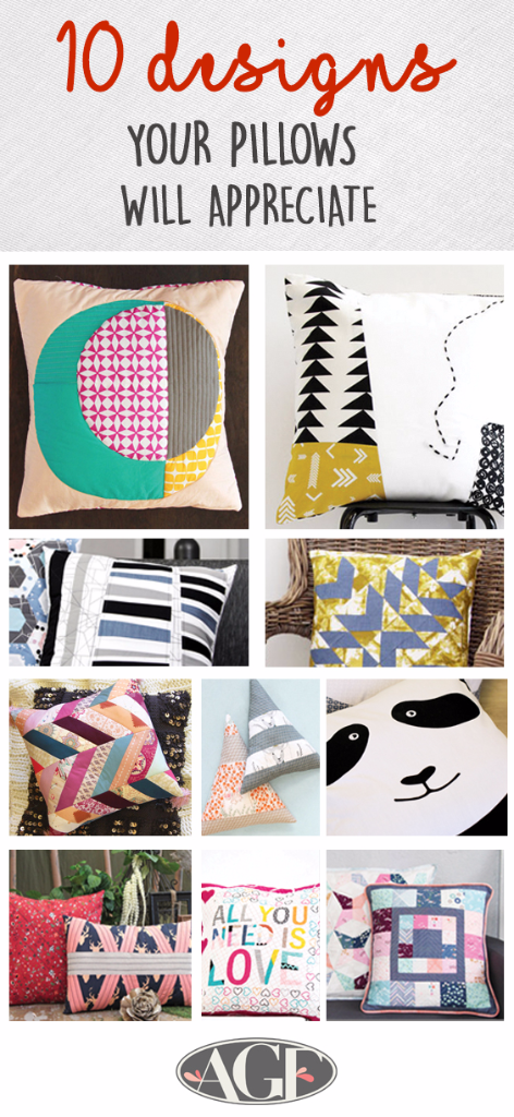 10 PRINTS your pillows will appreciate