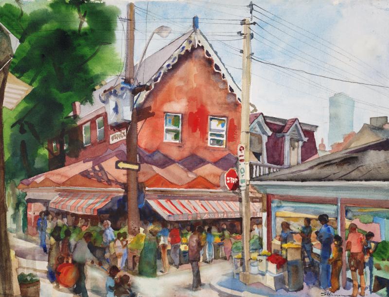 William Sherman artwork