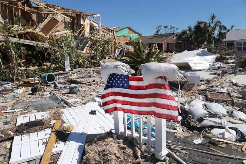 Hurricane-michael-flag