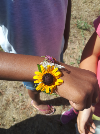 Nature Bracelet, Photo Credit Janelle Richards